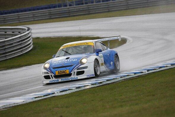 2009 war Mühlner Motorsport mit einem Cup-Porsche im ADAC GT Masters vertreten