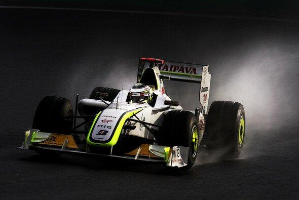 Schmeißt Button den Titel auf der Zielgerade weg? - Foto: Brawn GP