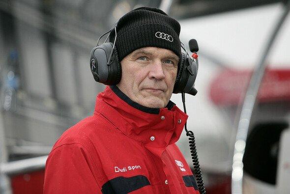 Ullrich rechnet Audi gute Chancen aus - Foto: Audi