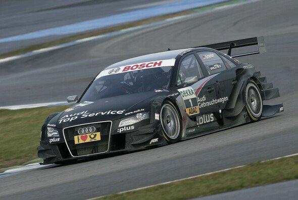 Scheider startet aus der zweiten Reihe - genau wie letztes Jahr - Foto: Audi