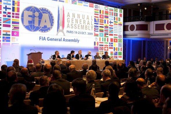FIA unterlief ein Verfahrensfehler - Foto: FIA