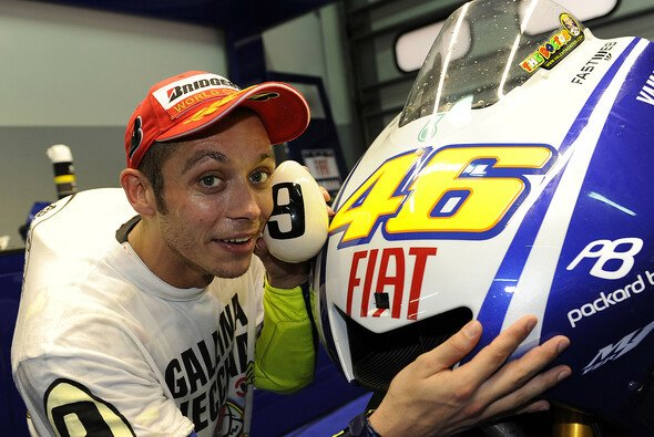 2009 durfte Valentino Rossi letztmals über den ganz großen Coup jubeln - Foto: Yamaha