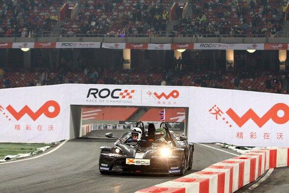 Jenson Button nimmt zum fünften Mal an dem Event teil - Foto: Race of Champions