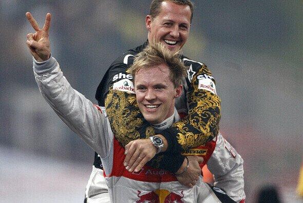 Mattias Ekström gewann das Race of Champions in Peking. - Foto: Race of Champions