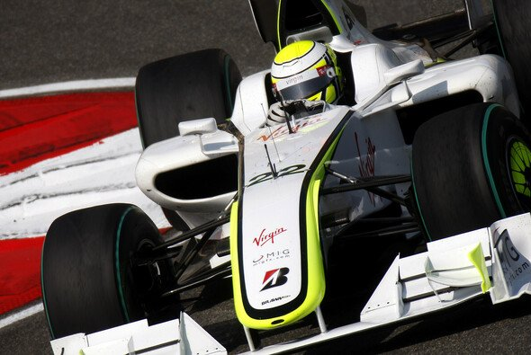 Jenson Button gewann den Laureus-Award für den Durchbruch des Jahres. - Foto: Brawn GP