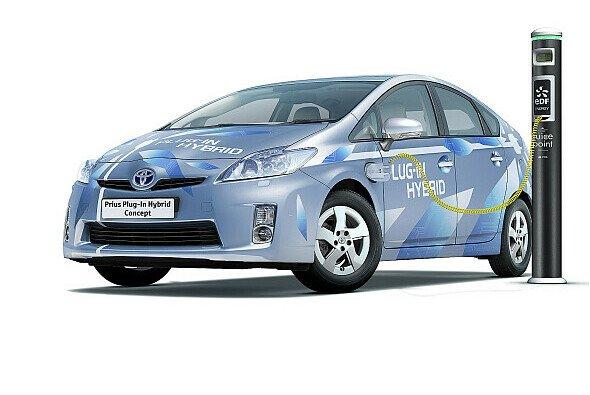 US-Debüt des Toyota Prius Plug-in