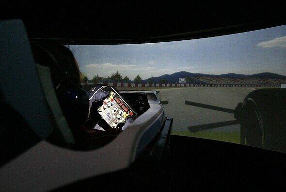 Nahezu jedes F1-Team hat einen Simulator