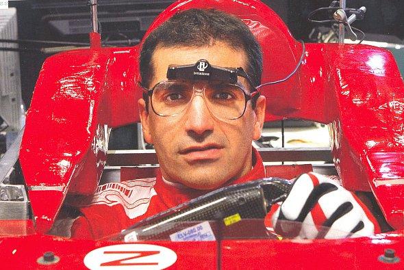 Testpilot aus Leidenschaft: Bei Ferrari schätzt man den Einsatz Marc Genes