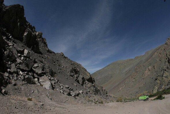 Der Dakar-Tross wird in Peru vor einige Herausforderungen gestellt