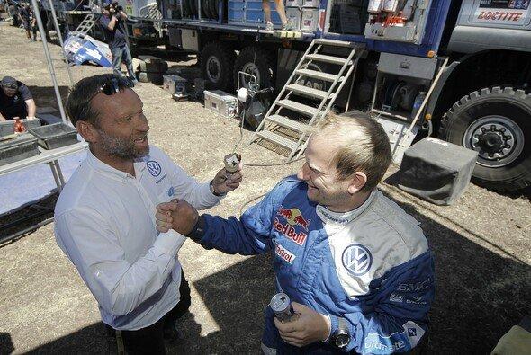 Kris Nissen und Timo Gottschalk