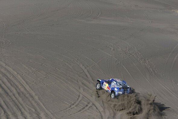 Besonders in der zweiten Hälfte der Dakar soll es spannend werden