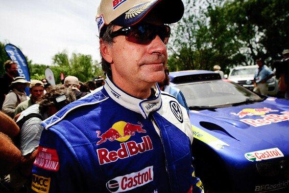 Carlos Sainz ist bei der Rallye Deutschland mit von der Partie. - Foto: Red Bull