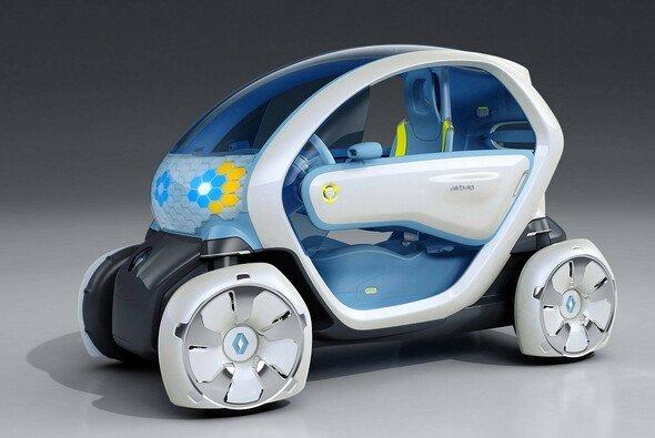 Renault setzt sich für Elektrofahrzeuge ein. - Foto: Renault