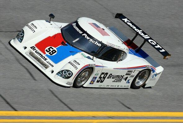 Darren Law war der schnellste Porsche-Pilot