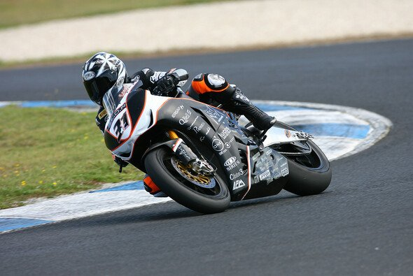 Iannuzzo greift erst in Monza wieder ein.