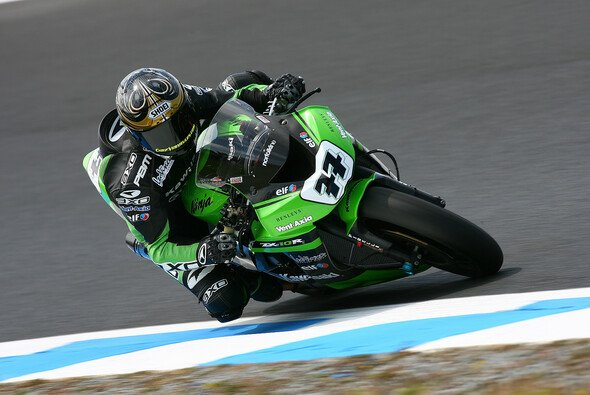Chris Vermeulen will in Portugal fahren - Foto: Kawasaki