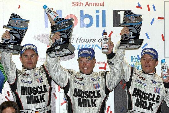 Guter Saisonauftakt für Porsche in der LMP2 am Sebring. - Foto: Porsche