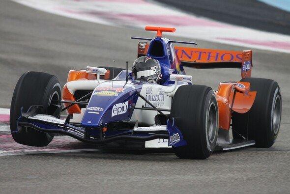 Johnny Cecotto fuhr 2010 die gesamte Saison für Trident