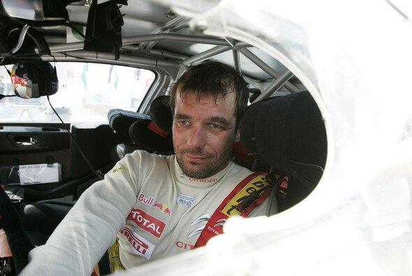 Sébastien Loeb war heute der Schnellste, könnte morgen aber erneut mit seiner führenden Startposition zu kämpfen haben. - Foto: Citroen
