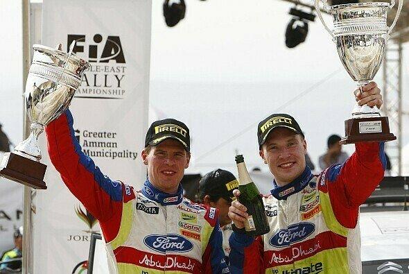 Nach seinem zweiten Platz bei der Rallye Jordanien liegt Jari-Matti Latvala derzeit auch in der WM auf Rang zwei. - Foto: BF Ford