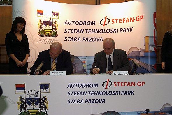 Zoran Stefanovic hat große Pläne