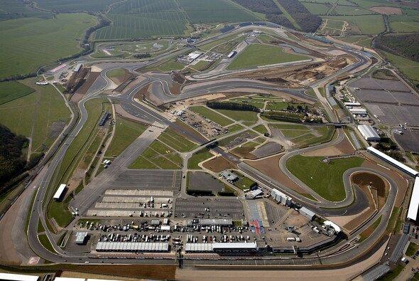 Die Strecke in Silverstone strotzt vor Mythos und Historie