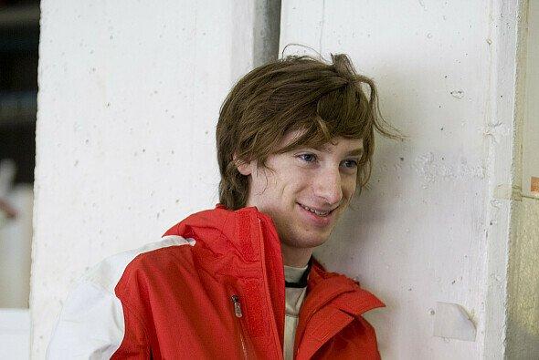 Mirko Bortolotti arbeitet weiter an seiner Karriere - Foto: GP3 Series
