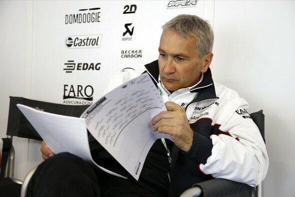 Tardozzi war bereits bis 2009 bei Ducati tätig