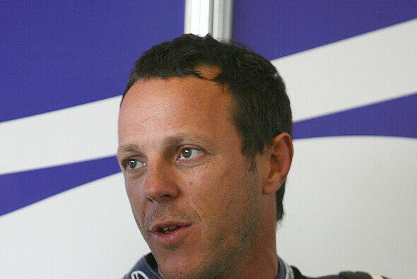 Fabien Foret ist der WSS-Spitzenreiter des ersten Testtages