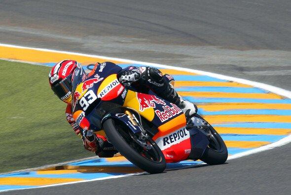 Marc Marquez fuhr zur Pole in Barcelona - Foto: Repsol Honda