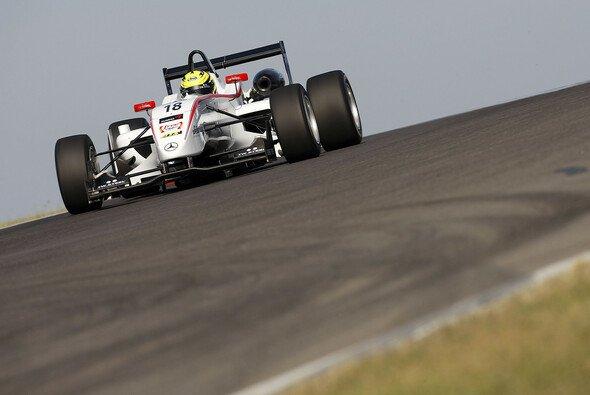 Nigel Melker ging in der Saison 2010 für RSC Mücke Motorsport auf Punktejagd