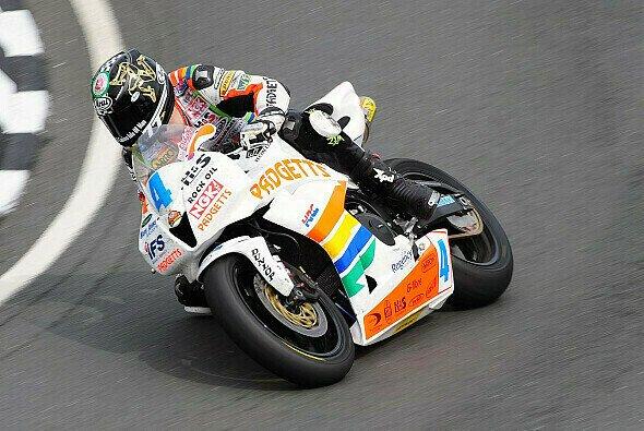 Ian Hutchinson startet 2011 in Macau