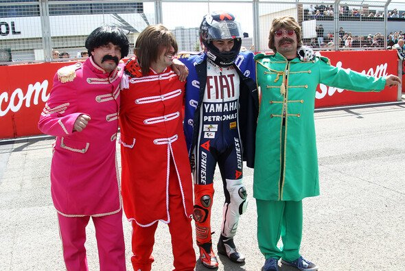 Lorenzo belebte die Beatles wieder - Foto: Milagro
