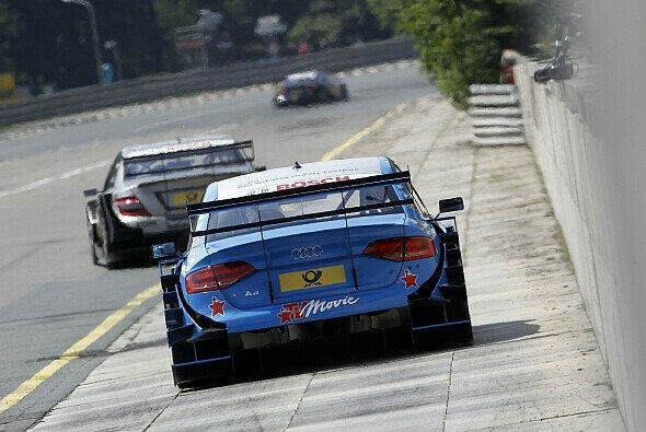 Alex Premat fuhr die schnellste Zeit - Foto: DTM