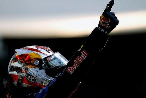 2. Bestzeit für Vettel - Foto: Red Bull