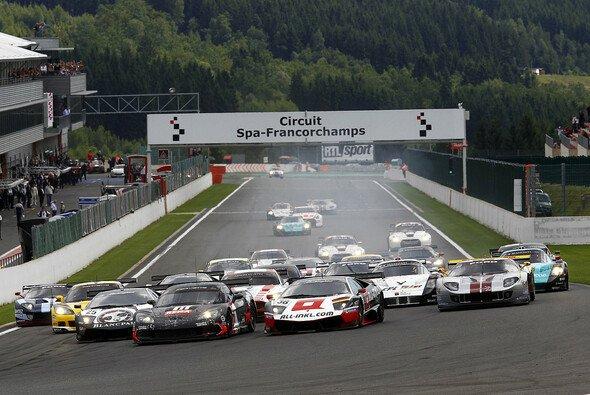 In Spa-Francorchamps gab Ratel Neues zur Zukunft seiner GT-Serien bekannt