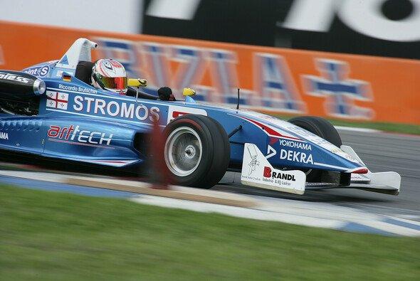Riccardo Brutschin fuhr 2010 für ArtLine im F3-Cup