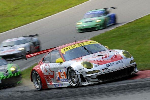 Bergmeister/Long stehen vor der Titelverteidigung. - Foto: Porsche
