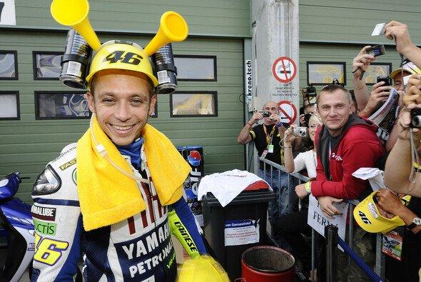 Valentino Rossi und Yamaha haben sich offiziell getrennt - Foto: Milagro