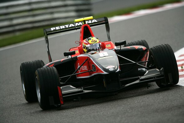Foto: GP3 Series