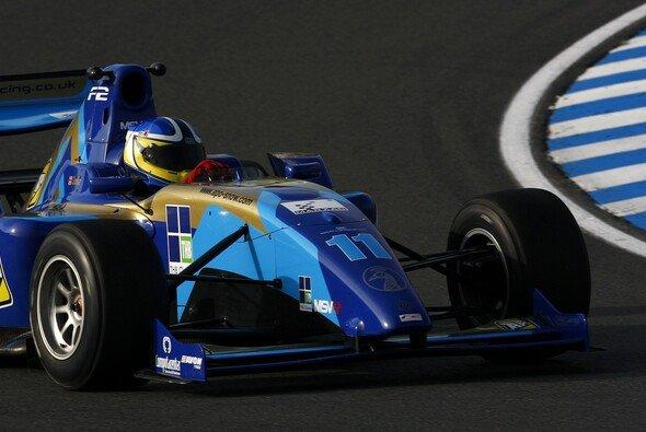 Jack Clarke will die Form in die Saison 2011 mitnehmen - Foto: Formula Two