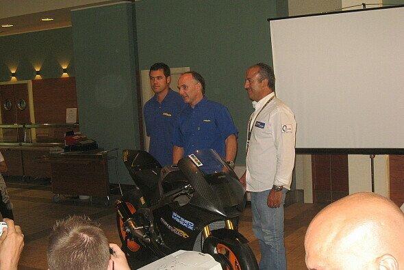 Eskil Suter werkt noch nicht an einem Chassis für Ducati