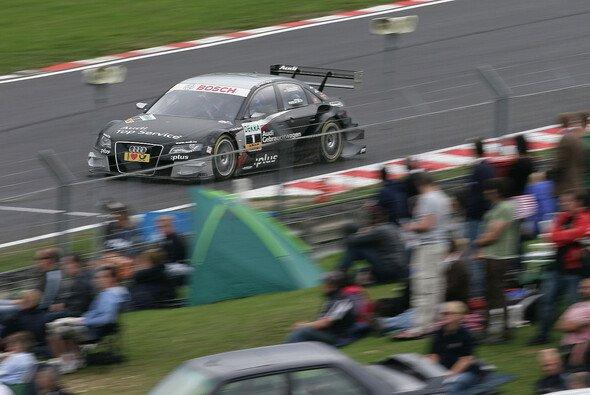 Scheider verteidigt die Spitze - Foto: Audi
