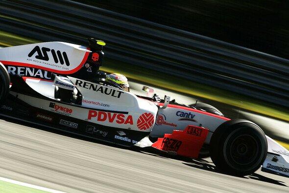 Mit Pastor Maldonado hat Todt selbst einen Paydriver unter Vertrag - Foto: GP2 Series