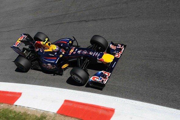 Red Bull hat kein großen Erwartungen ans Rennen in Monza - Foto: Bridgestone
