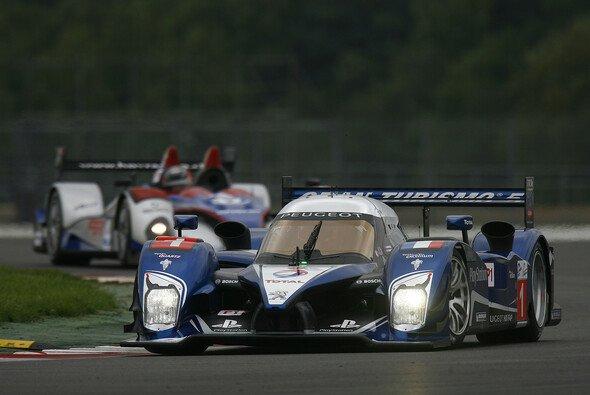 Peugeot will den zweiten ILMC-Sieg beim Petit Le Mans - Foto: DPPI