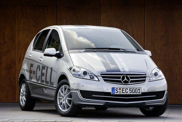 Das zweite Elektroauto von Mercedes-Benz