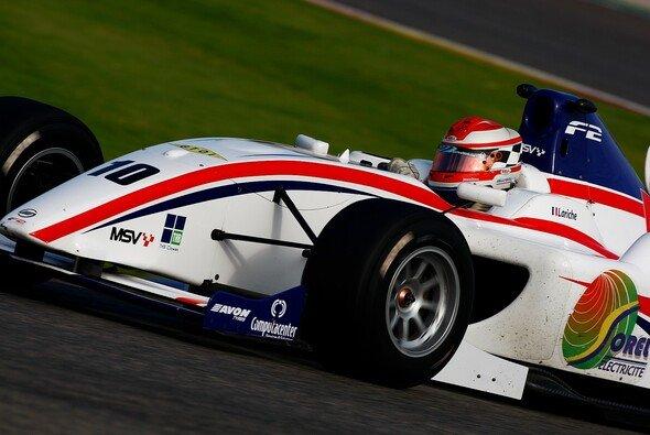 Lariche war der schnellste Mann auf der Strecke - Foto: Formula Two