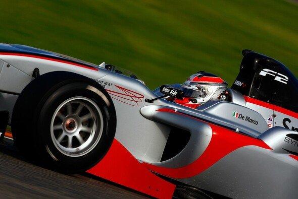 De Marco holt sich Pole Position - Foto: Formula Two