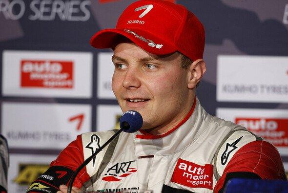 Valtteri Bottas freute sich über seinen DTM-Test